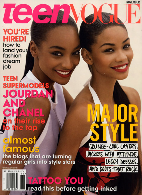 Jourdan-Dunn-Chanel-Iman-Teen-Vogue-November-2009-cover