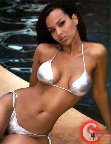 Mccoy Very nude lisa raye